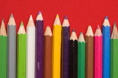 Crayons de couleurs — Photo