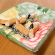 Ashtray full of cigarette — Stock Photo