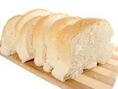 Slices of bread — Stock Photo