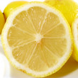Close up of lemon — Stock Photo