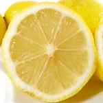Close up of lemon — Stock Photo