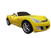 Cabriolet car — Stock Photo