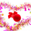 Ornament heart shape — Stock Photo