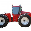 Big strong tractor — Stock Photo