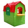Kid house toy — Stock Photo #1705624
