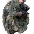 Stock Photo: Army recon