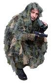 Army recon — Stock Photo