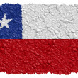 National Flag Chile — Stock Photo #1649449