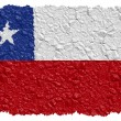 Stock Photo: National Flag Chile