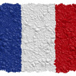 Stock Photo: National Flag France