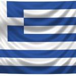 National Flag Greece — Stock Photo #1649771