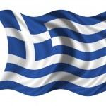 National Flag Greece — Stock Photo #1649782