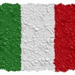 National Flag Italy — Stock Photo
