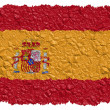 National Flag Spain — Foto Stock #1650365