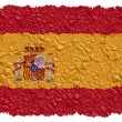 Stock Photo: National Flag Spain