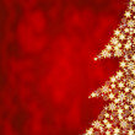 Christmas frame with tree — Stock Photo #1706258