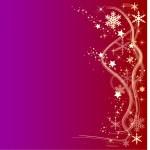 Christmas Decoration Background — Stock Photo