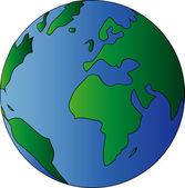 Globus — Stockfoto