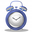 Illustration of Alarm Clock — Stock Photo