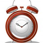 Illustration of Alarm Clock — Stock Photo #1767459