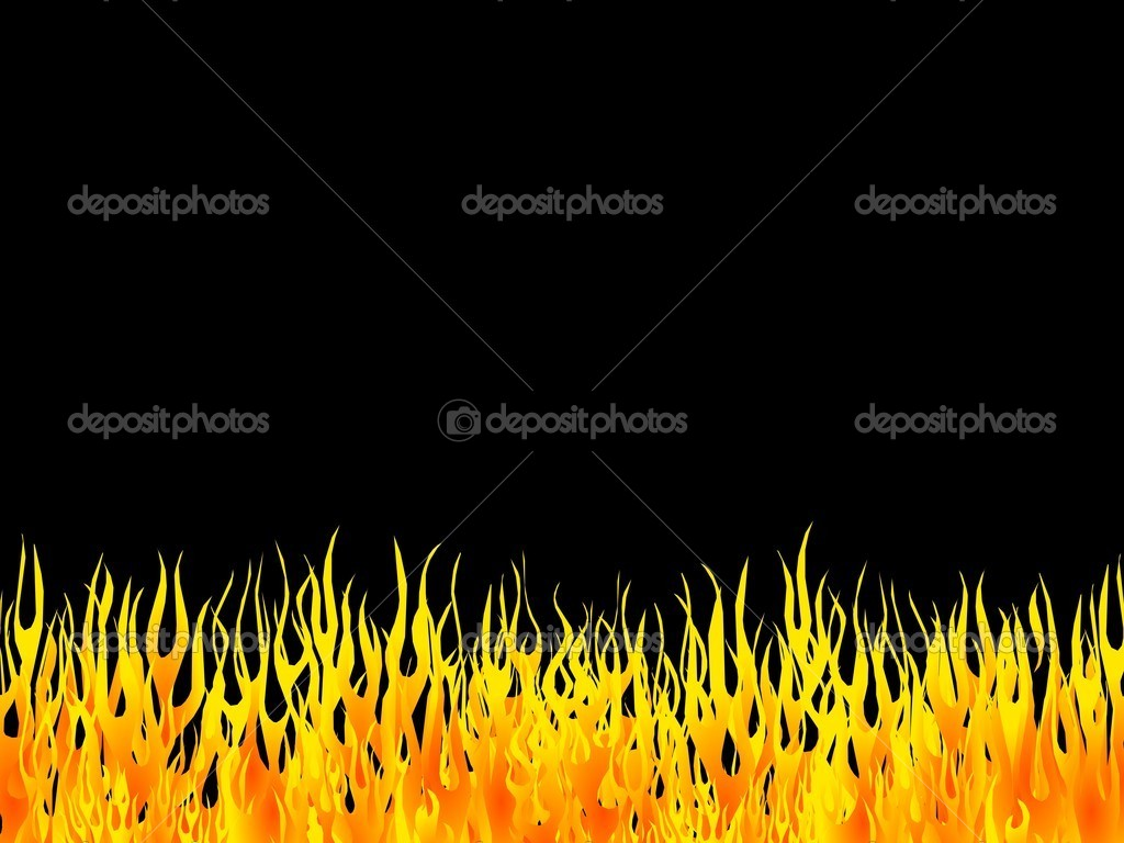 Flame background  Stock Photo #1765035