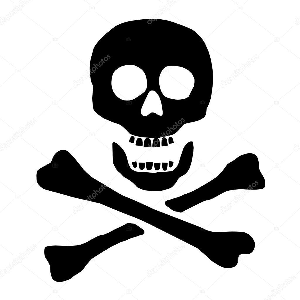 Skull and Crossbones Image
