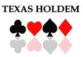 Texas Holdem Background — Stock Photo