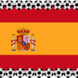 Stock Vector: Soccer Spain