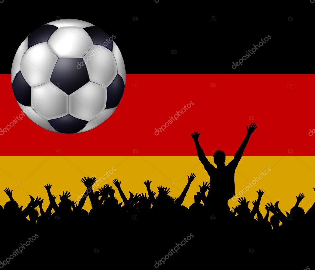 how to say soccer in german