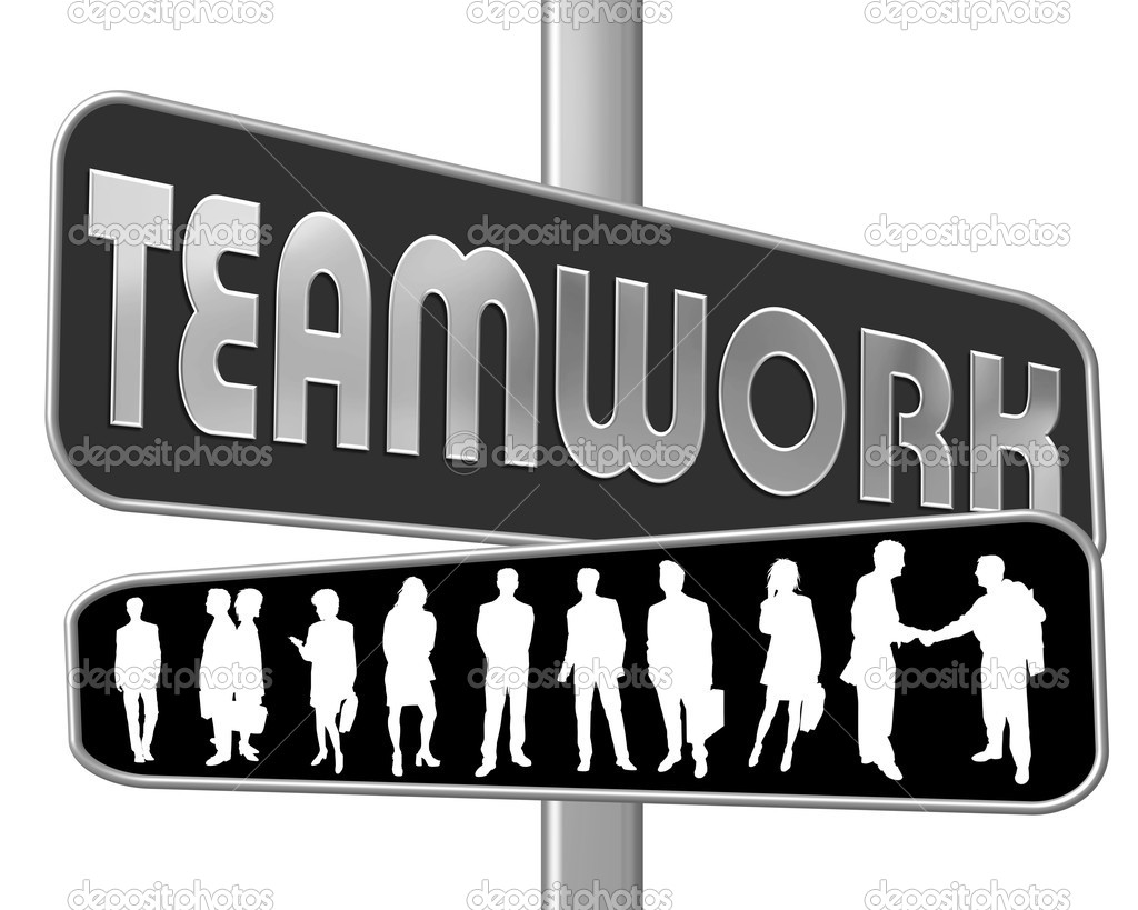 business motivation sign teamwork stock photo copy pdesign  business motivation sign teamwork stock image
