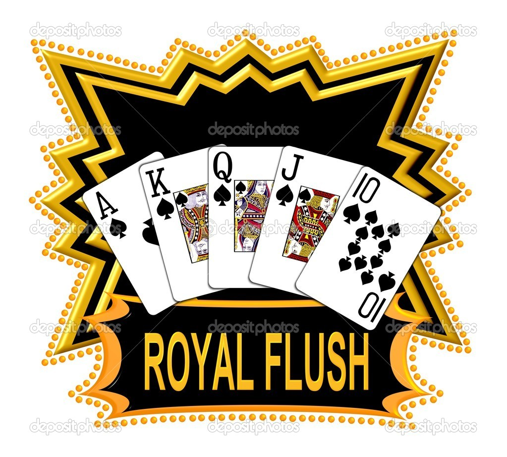 What are the odds of getting a royal straight flush in texas holdem