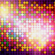 Colorful abstract dico background - ストック写真