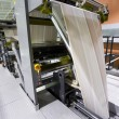 Newspaper printing house - Stok fotoraf