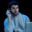 Voip call — Stock Photo