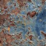 Grunge rusty metal texture — Stock Photo