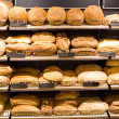 Bakery - Bread store — Stock Photo