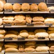Bakery - Bread store — Stock Photo