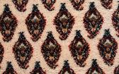 Orientteppich-Makro-detail — Stockfoto