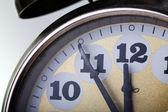 Alarm clock detail — Stock Photo