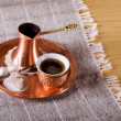 Traditional coffee — Stock Photo #1690689