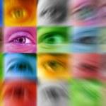 个人-人类的眼睛 — 图库照片 #1700585