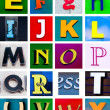 Letters — Stock Photo #1703957