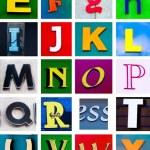 Buchstaben — Stockfoto #1703957