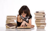 Learning and reading concept — Stock Photo