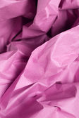Abstract pink wrinkled background — Stock Photo