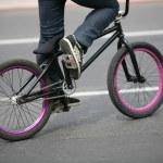 BMX bike detail — Stock Photo #1756135