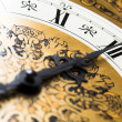 Stock Photo: CLOCK - Midnight time