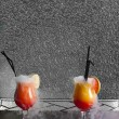 cocktail sprickor — Stockfoto