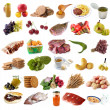 Stock Photo: Various Food