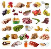 Various Food — Stock Photo